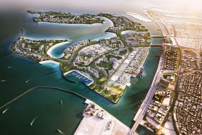 Thumbnail Land for sale in Deira Island, Dubai, United Arab Emirates