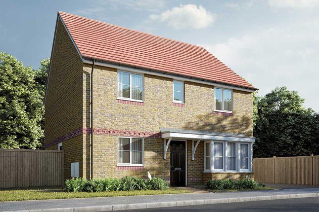 "Thumbnail Detached house for sale in ""The Pembroke"" at Berengrave Lane, Rainham, Gillingham"