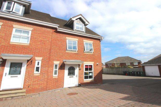 Thumbnail Property to rent in Caliban Mews, Warwick