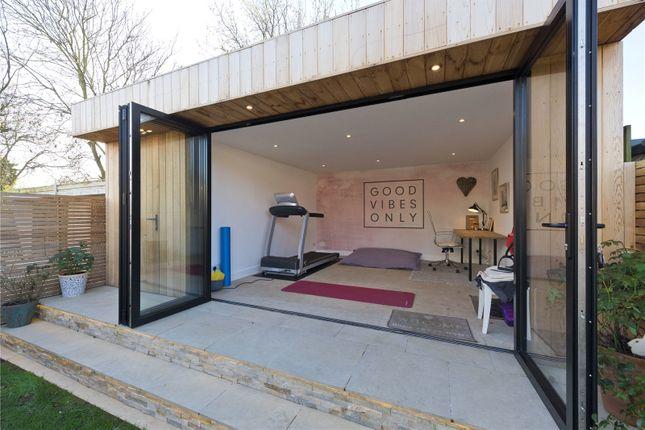 Gym/Study of Cottimore Avenue, Walton-On-Thames, Surrey KT12