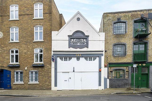 Thumbnail Terraced house for sale in Narrow Street, London