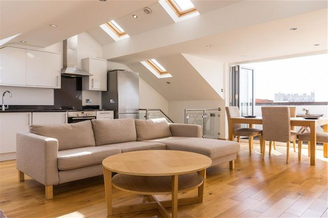 Thumbnail Flat to rent in Mazenod Avenue, West Hampstead, London