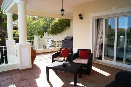 Image 2 6 Bedroom Villa - Western Algarve, Praia Da Luz (Gv368)