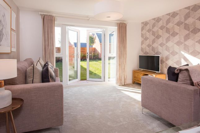 "Thumbnail End terrace house for sale in ""Norbury"" at Beech Croft, Barlby, Selby"