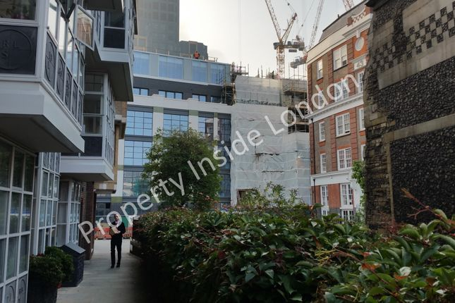 Thumbnail Flat for sale in Abernethy House, Barts Square, West Smithfield, London