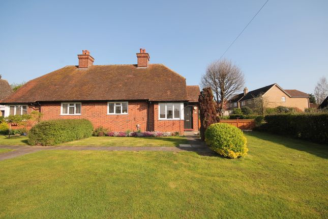 Thumbnail Semi-detached bungalow for sale in Randalls Close, Bromham