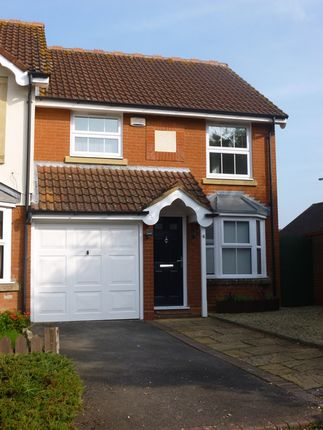 3 bed semi-detached house to rent in Hawcombe Mews, Up Hatherley, Cheltenham. GL51