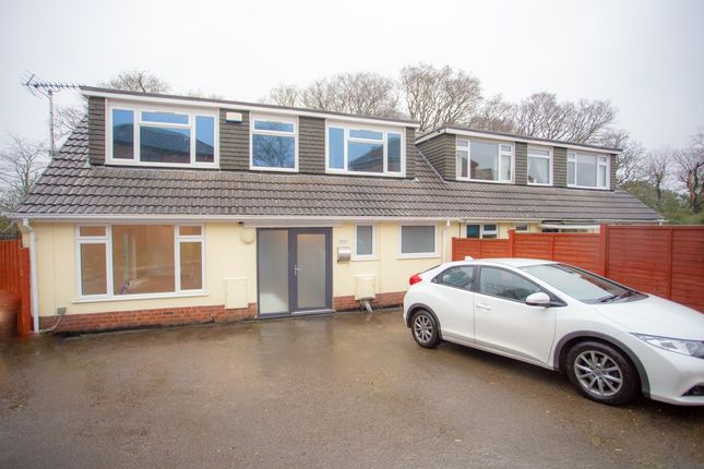 Thumbnail Bungalow to rent in Oakwood Road, Bournemouth