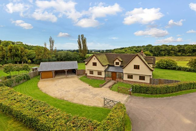 Thumbnail Detached house for sale in Two Acre Farm, Anstey, Nr Buntingford
