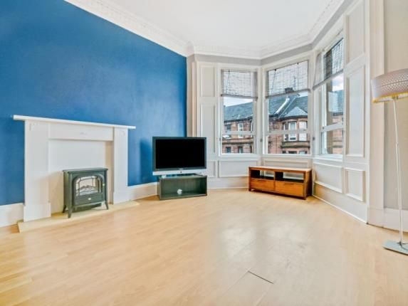 Lounge of Fergus Drive, North Kelvinside, Glasgow G20