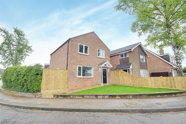 Thumbnail Detached house for sale in Gorman Court, Arnold, Nottingham