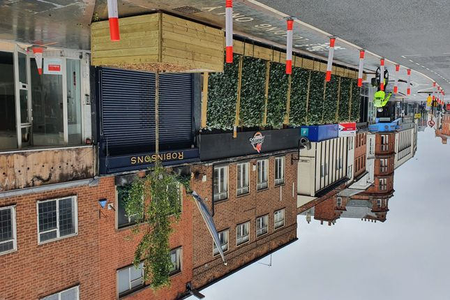 Retail premises for sale in Granby Street, Leicester