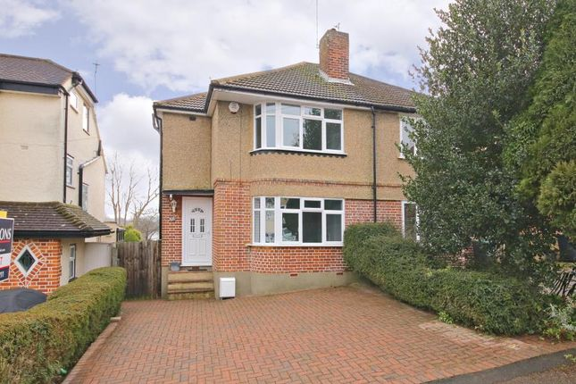 Thumbnail Property to rent in Oakleigh Drive, Croxley Green, Rickmansworth