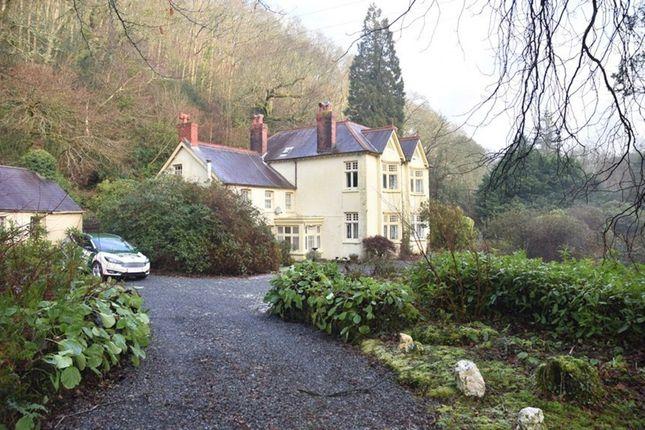 Thumbnail Country house for sale in Dre-Fach Felindre, Llandysul