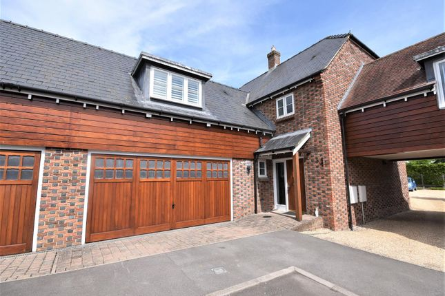Thumbnail Link-detached house for sale in Roman Way, Shillingstone, Blandford Forum