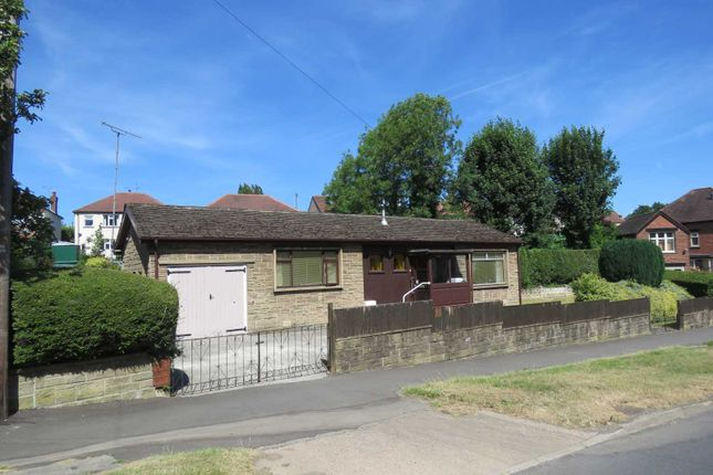 Thumbnail Detached bungalow for sale in Bocking Lane Beauchief, Sheffield