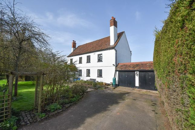 Thumbnail Detached house for sale in Clifton, Severn Stoke, Worcester
