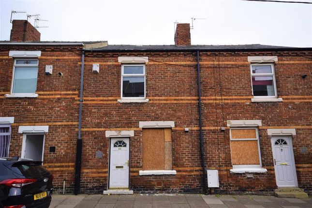 Thumbnail Terraced house for sale in Sixth Street, Horden, County Durham
