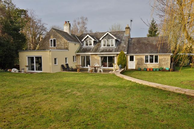 Thumbnail Detached house for sale in Main Street, Cottesmore, Oakham