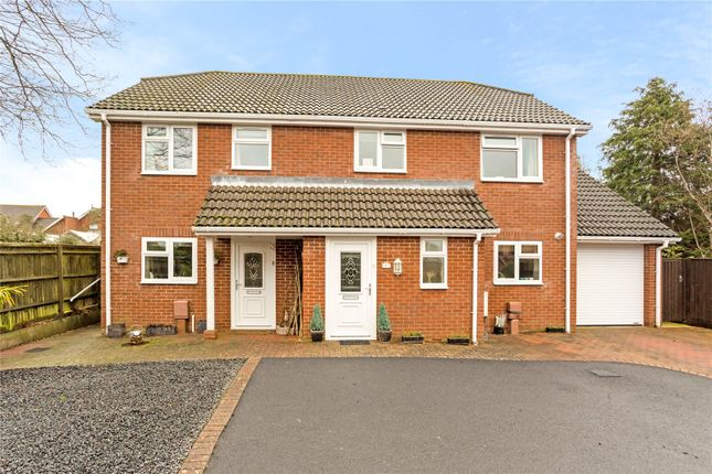 Thumbnail Semi-detached house for sale in Beverley Gardens, Swanmore, Southampton