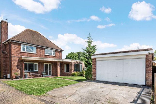 Thumbnail Detached house for sale in Terrington Close, Abingdon