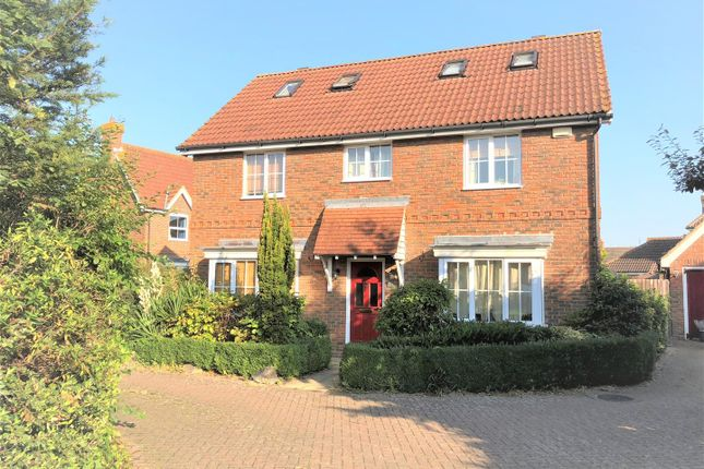 Thumbnail Detached house for sale in The Violets, Paddock Wood, Tonbridge