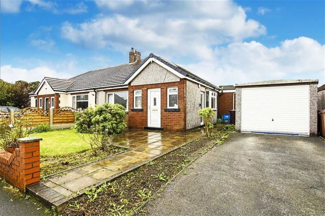 Thumbnail Semi-detached bungalow for sale in Ingle Nook, Burnley