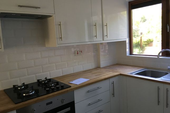 Thumbnail Terraced house to rent in Warren Drive, Lewes