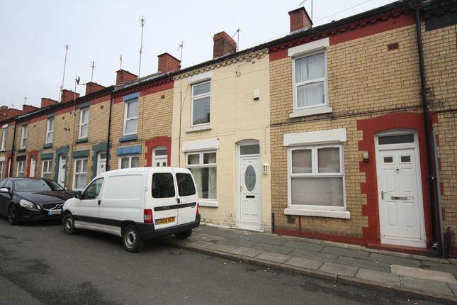 External of Dunstan Street, Wavertree, Liverpool L15