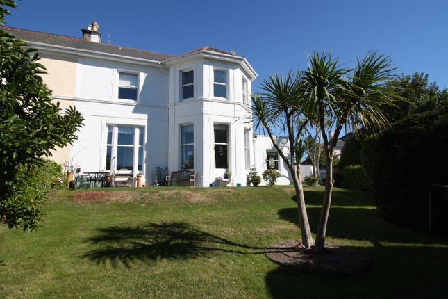Thumbnail Flat for sale in Greenway Road, Chelston, Torquay