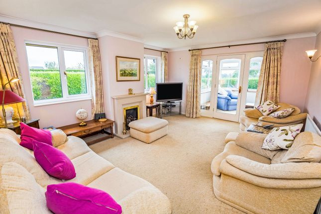 Living Room of Trefonen Road, Morda, Oswestry, Shropshire SY10