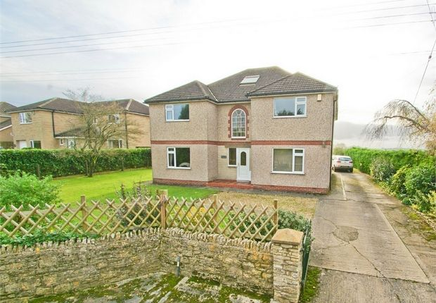 Thumbnail Detached house for sale in Midsomer Norton, Radstock, Somerset