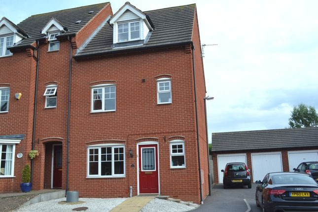 Thumbnail Semi-detached house to rent in Edward Street, Swadlincote