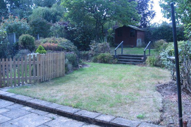 Garden of Grosvenor Close, Four Oaks, Sutton Coldfield B75