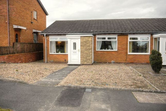 Thumbnail Bungalow for sale in Greenway, Chapel Park, Newcastle Upon Tyne