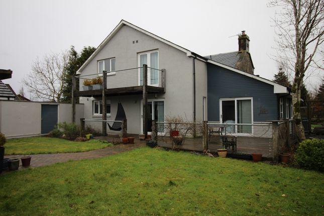 Thumbnail Detached house for sale in Grangelea, West Lothian