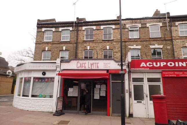 Thumbnail Flat for sale in Blackstock Road, London, Greater London