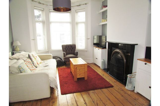 Thumbnail Terraced house for sale in Lincoln Avenue, Plymouth