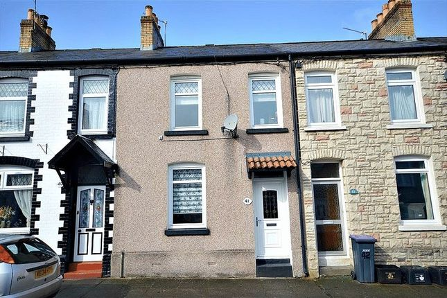 Thumbnail Terraced house for sale in Commercial Street, Pontypool