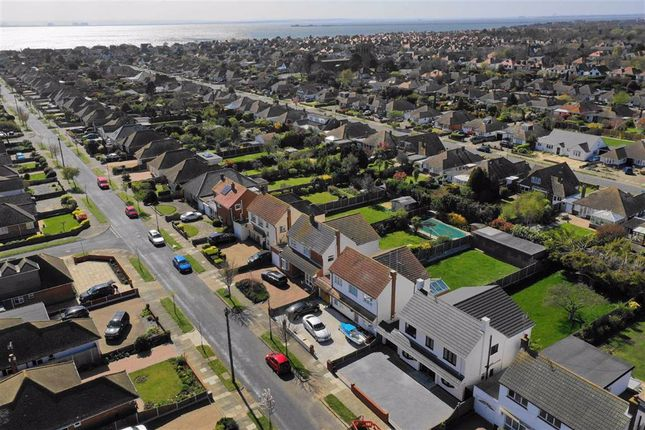 Thumbnail Detached house for sale in Marcus Avenue, Thorpe Bay, Essex