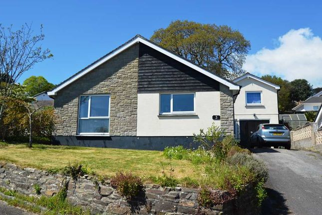 Thumbnail Bungalow for sale in Parc Stephney, Budock Water, Falmouth