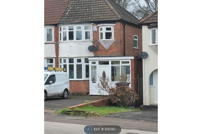 3 bed semi-detached house to rent in Calshot Road, Birmingham B42