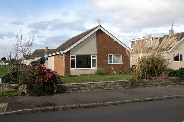 Thumbnail Detached bungalow to rent in Fulmar Road, Porthcawl