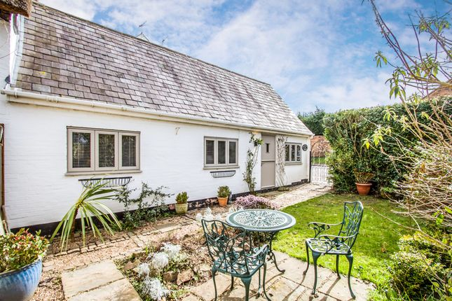 Thumbnail Cottage for sale in Hinckley Road, Sapcote, Leicester