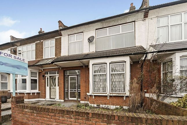 Thumbnail Terraced house for sale in Chudleigh Road, London