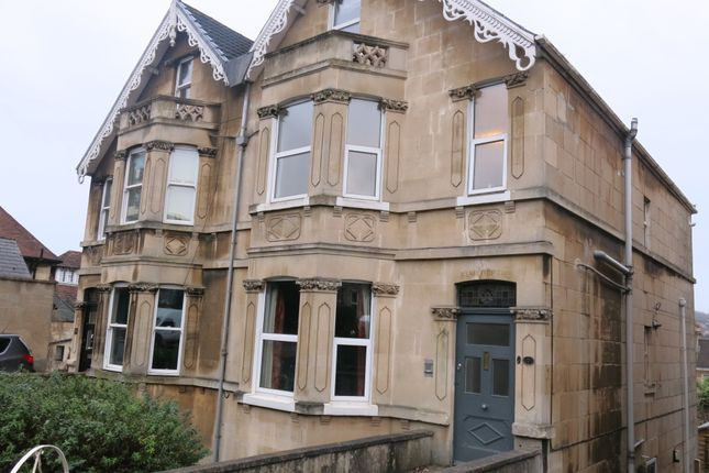 Thumbnail Maisonette to rent in Newbridge Road, Lower Weston, Bath