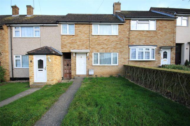 Thumbnail Terraced house for sale in Laburnum Drive, Chelmsford, Essex