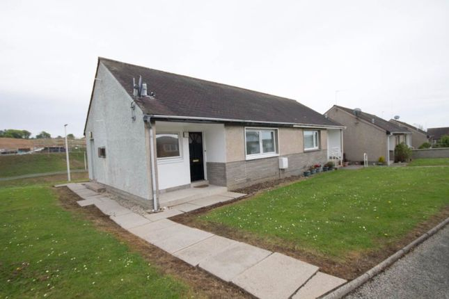 Thumbnail Semi-detached house to rent in Garden Road, Cults, Aberdeen