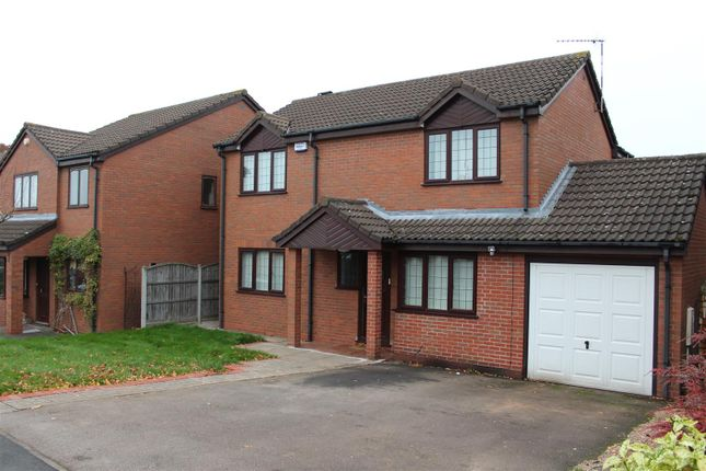 Detached house in  Harpenden Drive  Allesley  Coventry  Birmingham