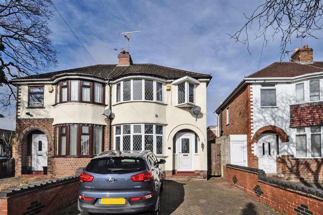 Thumbnail Semi-detached house to rent in Irwin Avenue, Rednal, Birmingham